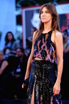 Charlotte Gainsbourg (foto Splash News)