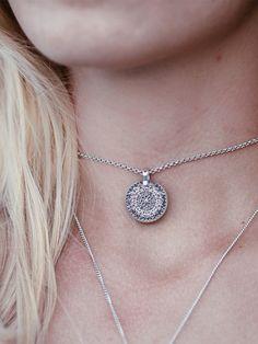 Mandala Dreams Necklace *Colour Selection