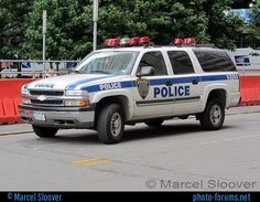 Image result for Chevrolet Suburban police Sirens, Radios, 4x4, Chevy Vehicles, Old Police Cars, New York Police, Federal Agencies, Chevrolet Suburban, Emergency Vehicles