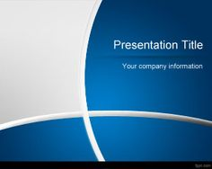 Nice powerpoint presentation backgrounds news and reviews free dark blue powerpoint template background is a free theme for microsoft powerpoint 2007 and 2010 toneelgroepblik Image collections