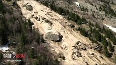 How To Stay Alive In A Landslide | #survivallife www.survivallife.com