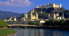 It is the home town of Wolfgang Amadeus Mozart. Would you like to visit his place of birth, his residence, the streets he walked and the cafes he drank in? We'll take you there. Salzburg is also one of the ...