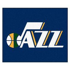 Utah Jazz NBA 5x6 Tailgater Mat (60x72)