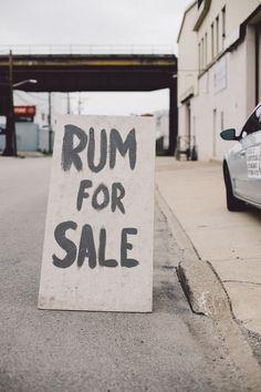 Maggies Farm Rum- Strip District