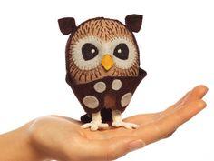 Sew-Your-Own Owl Kit  Pinned by www.myowlbarn.com