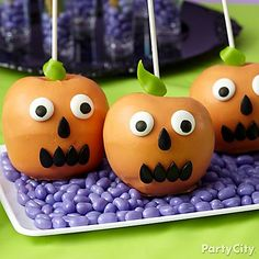 Halloween Treat Ideas for Ghouls and Boys
