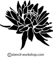 1000 Images About Stencils On Pinterest