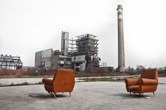 """""""Metamorphosis."""" An abandoned industrial site in Fusina near Venice, Italy. 2014 Sony World Photography Awards Professional Competition shor..."""