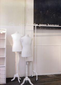 #339 Headquarters, Paris - Men's commerical showroom
