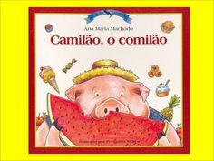 Camilão o comilão by SMEC PANAMBI-RS via slideshare