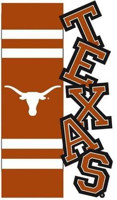 University of Texas Longhorns House Flag