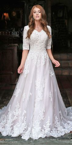 1f1afc19 Wedding Dresses Lds, Mon Cheri Wedding Dresses, Bridal Dresses, Wedding  Gowns With Sleeves