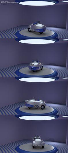 #3d #model of #BrutschMopetta #car using #blender3d https://www.youtube.com/watch?v=oQc3oE-bs78