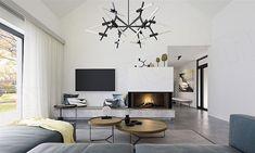 Projekt domu Alfi 158,86 m2 - koszt budowy - EXTRADOM House, Home Decor, Decoration Home, Home, Room Decor, Home Interior Design, Homes, Houses, Home Decoration