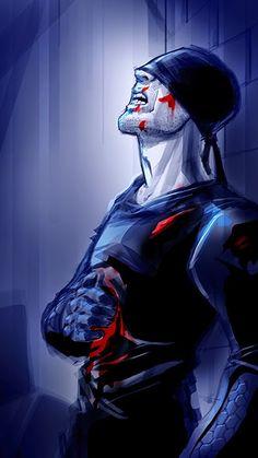 Daredevil by Edward Pun