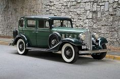 Buick : Other Sedan 1933 Buick Model 57 Sedan – Exceptional original car, stunning condition | LegendaryFind