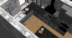 Ikea bodbyn 3D - TurboSquid 1195775 Bodbyn, 3d Max, Home Organization, Architecture, Building, Kitchens, Arquitetura, Home Organisation, Buildings