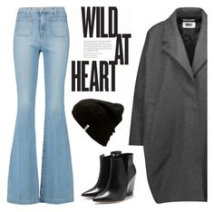 """""""Just me and Jeans"""" by sweet-jolly-looks ❤ liked on Polyvore featuring MM6 Maison Margiela, J Brand, Rupert Sanderson, Vans, Fall, Winter, casual, simple and theoutnet"""