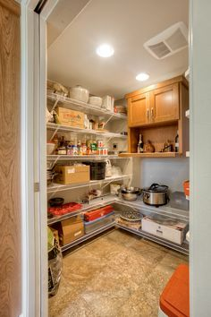 Pantry by Powell Renovation