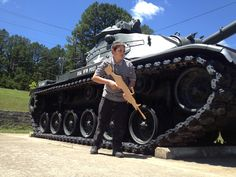 #SturdiGuns with a TANK! Military Vehicles