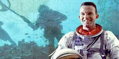 Furcsa dolgokat látott fentről Gordon Cooper űrhajós