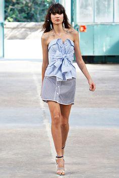 Alexis Mabille ss 2012 runway   Vogue Hellas
