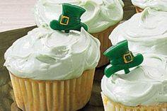 St. Patrick's Day cupcakes | Irish Food and Irish Drinks | IrishCentral