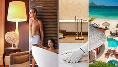 Luxury Honeymoon | Love Nest Suites | Romantic Villas | Caribbean Honeymoon | Sandals Resorts