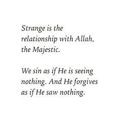 Al-Ghafūr, al-Ghaffār, al-Ghāfir – Allah is Forgiving  Remember: Allah forgives all sins, without exception! ❤