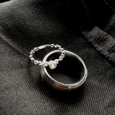Our promise rings