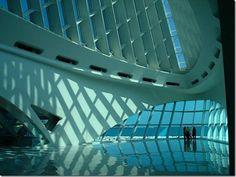 Milwaukee Art Museum Milwaukee Art Museum, Spaces, Outdoor Decor
