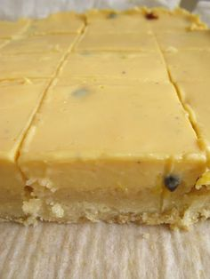 This recipe made me swoon. I had never made passionfruit slice before, but it's an Aussie favourite. Rightly so, given all the backyard p...