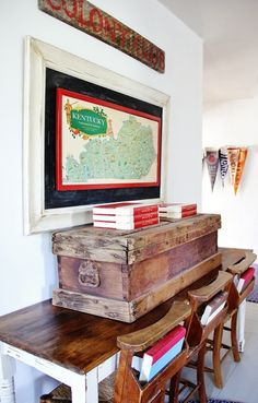 Vintage Decorating for Any Design Style