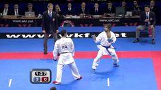Rafael Aghayev vs Luigi Busa :: WKF Karate Male Kumite Final -75kg :: Be...
