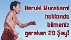 Haruki Murakami Hakkında Bilmeniz Gereken 20 Şey