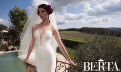 BERTA 2015. A whole new approach to bridal fashion.