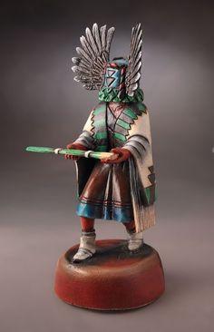Crow Mother Kachina by Hopi artist
