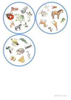 Games in German lessons: Dobble – Animals cards / 8 p – Kids Ideas Line Tools, English Games, Text Tool, Your Teacher, Child Development, Teaching English, Special Education, Animals Beautiful, Board Games