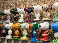 La muestra está compuesta por 80 esculturas. Foto:noiselab.com