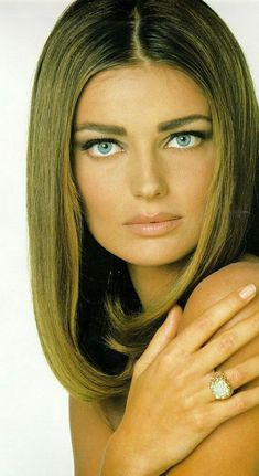 Paula Porizkova ~ Still Think She's The 'Most Beautiful' Model Ever!!!