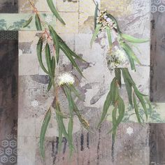 From the studio - a detail of a commissioned 'work in progress' for a couple…