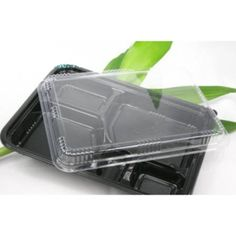 Disposable Bento Box DBB-3062      Availability : In Stock Now     Dimentions : 266 x 199 x 34mm     Pieces Per Item : 2     Colour : Black with Clear Lid     Material : Plastic     Item Code : DBB-3062     Weight : 0.045g  Price : $44.50
