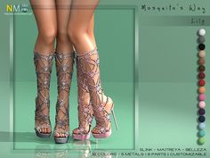 Event Release Lily Heels Mosquitos Way. Always share the posts you like to your friends and if you see something pretty you would like to have on the blog