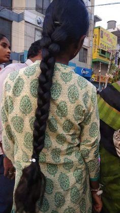 Indian Long Hair Braid, Braids For Long Hair, Beautiful Braids, Braided Hairstyles, Blazer, Long Hair Styles, Awesome, Men, Fashion