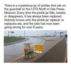 mysterious jar