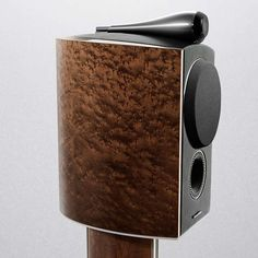 The 805 Maserati Edition Speakers are for Audiophiles and Gearheads #bachelor #mancave trendhunter.com