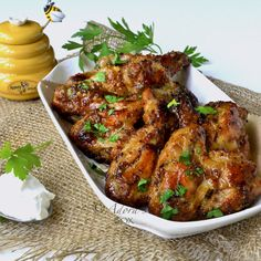 If I eat any more chicken wings I will probably take off in flight. My children love them so much that I do not know how to wean them...