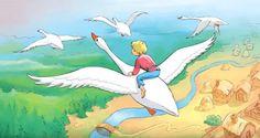 БЛОГ СО СМЫСЛОМ: ГУСИ-ЛЕБЕДИ Donald Duck, Disney Characters, Fictional Characters, Blog, Art, Art Background, Kunst, Performing Arts, Fantasy Characters
