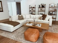 Home Interior Design How I Clean My White Linen Couch Couches Living Room, Couches Living, White Linen Sofa, Simple Living Room, Living Room Dyi, White Couch Living Room, Home, Farm House Living Room, Home Living Room