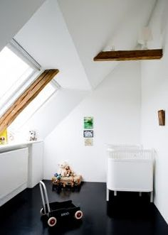 Photo: Andreas Mikkel Hansen/Bo Bedre The owner of this Danish house works for Norm Architects. Not hard to spot maybe?